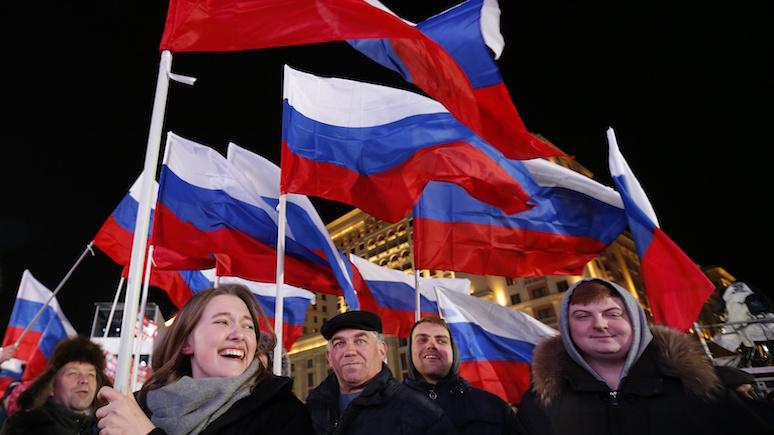 Польский журналист: имперское мышление давит на отношение России к внешнему миру