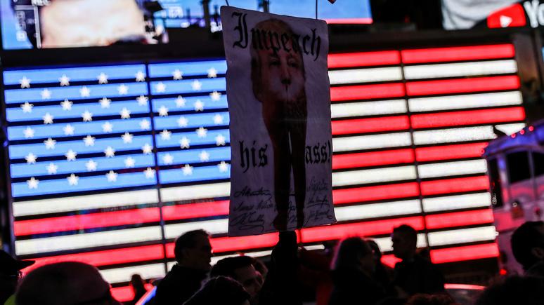 Nation: США расплатились за «рашагейт» подрывом демократии