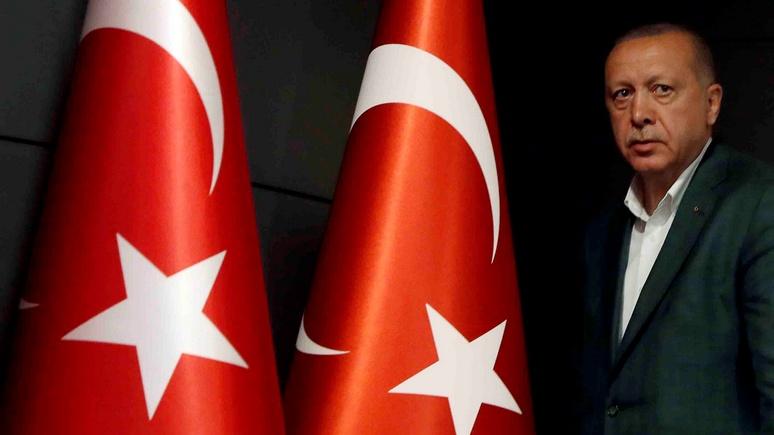 Contra Magazin: США с нетерпением ждут «приглашения» от Эрдогана на новую ближневосточную войну
