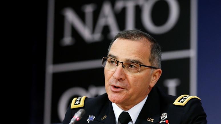 Главком НАТО в Европе: нужно больше общаться с Россией — это важный элемент сдерживания