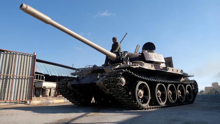 Die Welt: Россия намерена закрепить своё экономическое присутствие в Ливии
