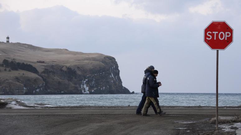 Tokyo Shimbun: Япония откажется от мирного соглашения с Россией из-за островов раздора