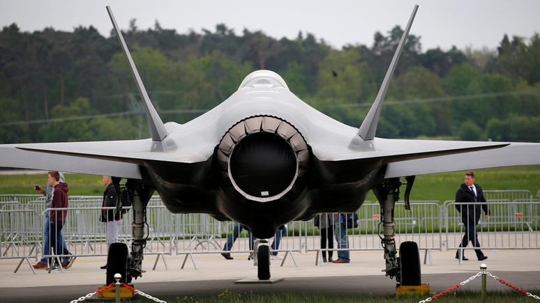 Defense News: если США оставят Турцию без F-35, Анкара рассмотрит российский вариант