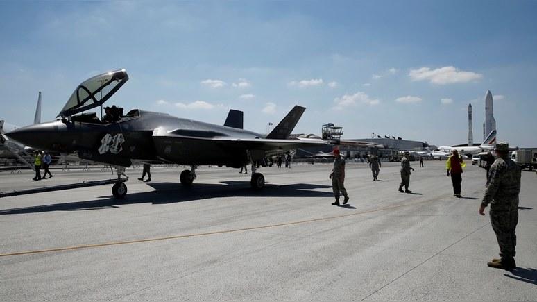 Daily Sabah: у Анкары есть запасной план на случай срыва сделки по F-35 — ИноТВ