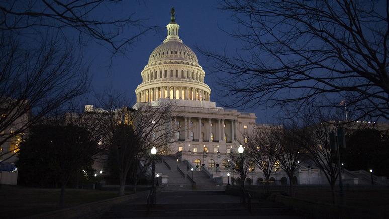 Bild: конгресс США в шоке — посол Германии встала на защиту «Северного потока — 2»