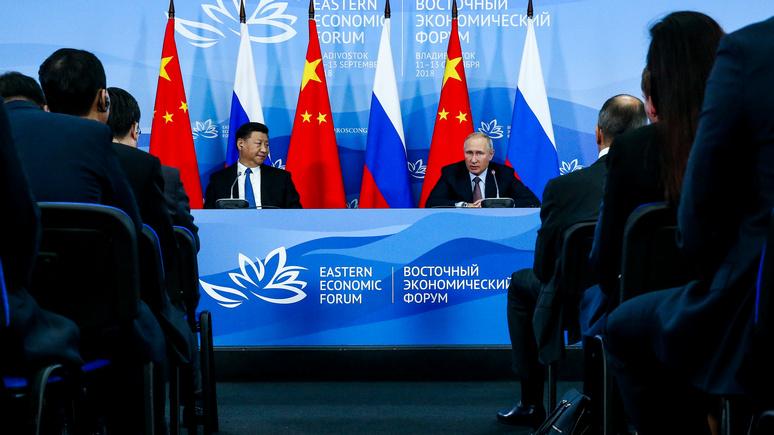 NI: вбить клин между Россией и Китаем США по силам, но придётся пойти на уступки Москве