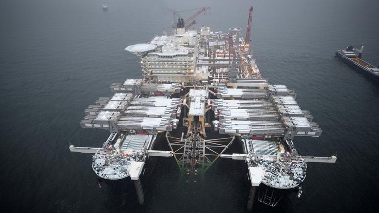 «Северный поток-2» сэкономит европейцам эвро 8 млрд вгод