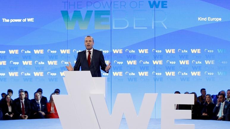 Focus признал в Вебере настоящего европейца, ведь он против газопровода Путина
