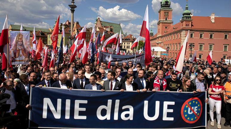 Focus Online: страны Восточной Европы не готовы отдать свой суверенитет Брюсселю