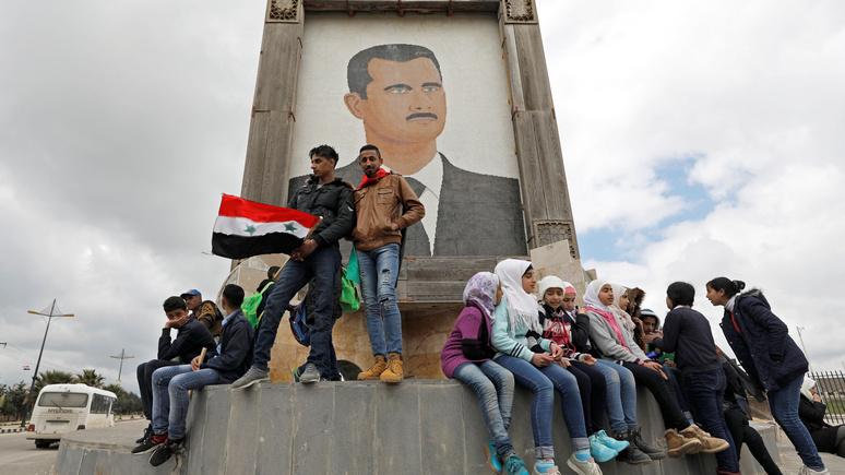 FP: Сирия станет для России золотой жилой — если к её восстановлению удастся привлечь Запад