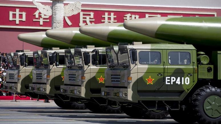 Hill: Китай отказался от переговоров по ядерной сделке с Россией и США