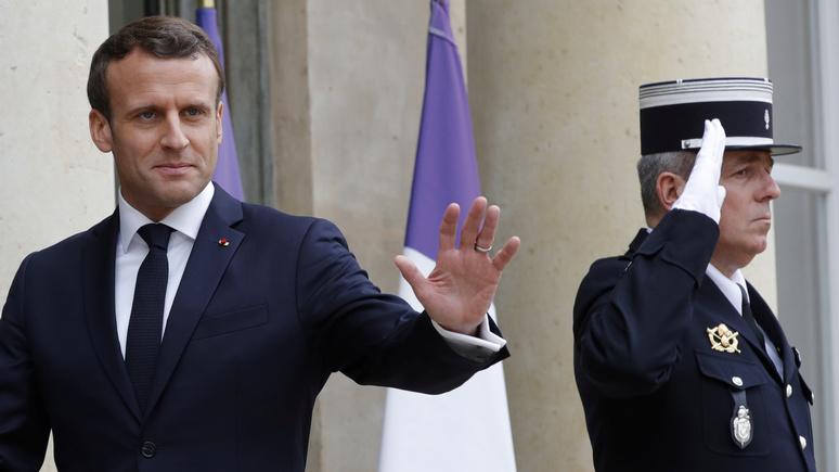 Le Figaro: Макрон превращается из либерала в государственника