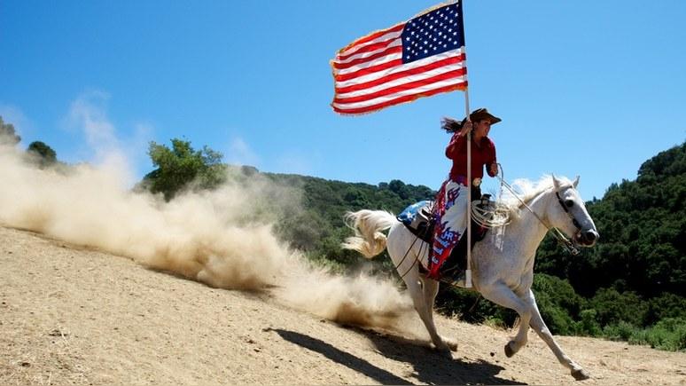 Guardian: «американская исключительность живёт и здравствует» — США обошли остальные страны по уровню патриотизма
