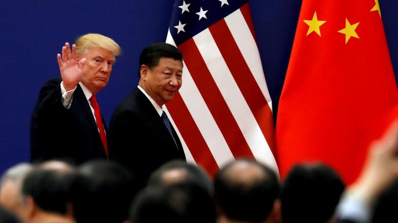 SZ: за торговую войну с Китаем придётся расплачиваться американским потребителям