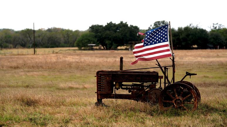 NYT: торговая война с Китаем приводит в отчаяние американских фермеров