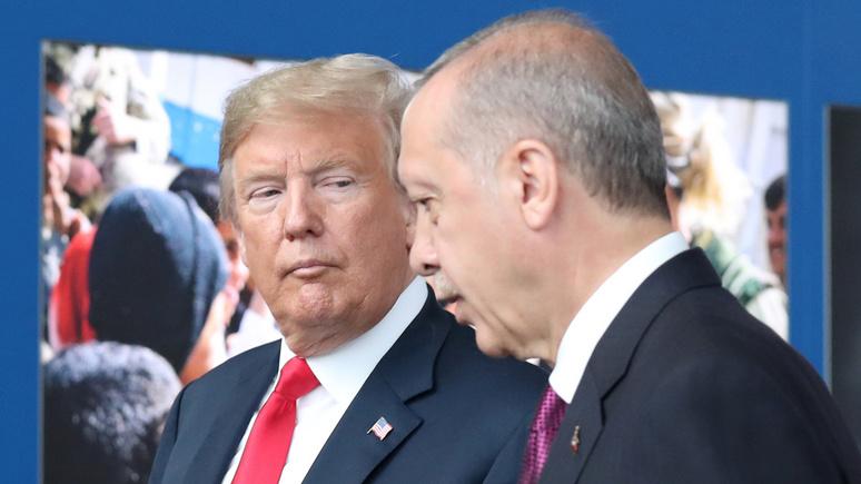 CM: американская политика шантажа дала плоды — Турция «покорно» отказывается от С-400 России — ИноТВ
