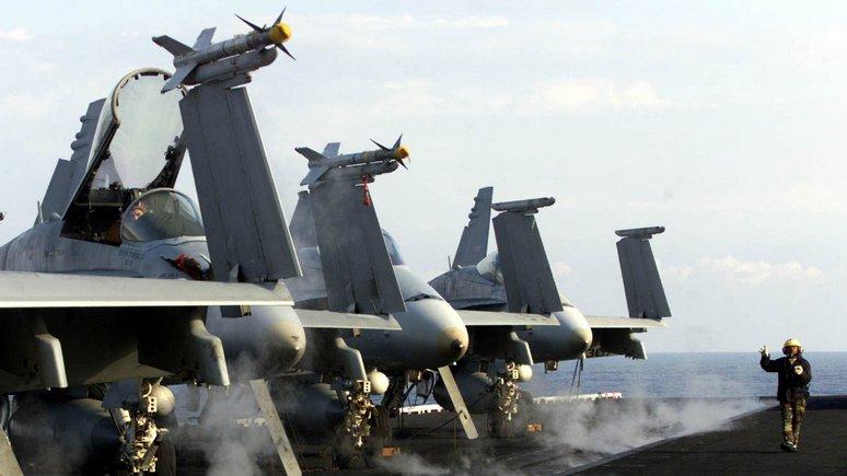 FAZ: возможный выход США из НАТО обойдётся Европе в $350 миллиардов