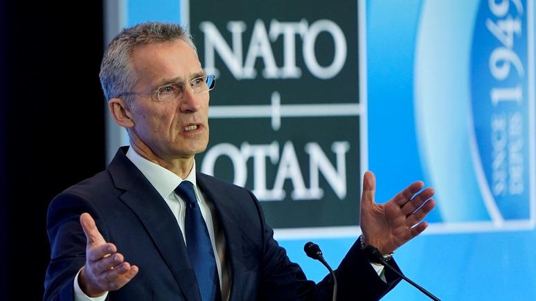Sky News: генсек НАТО обеспокоен наращиванием сил США в Персидском заливе