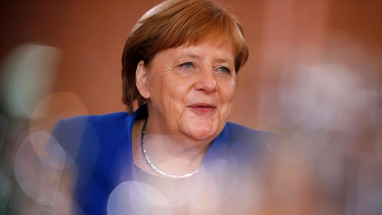 Меркель Еврокомиссия уже не остановит Северный поток — 2