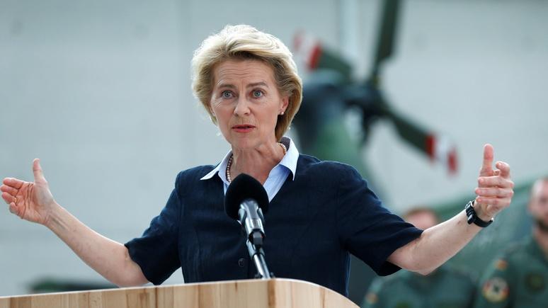 Welt: Германия обещает НАТО рекордное повышение расходов на оборону