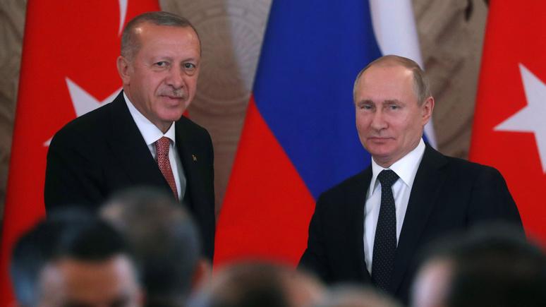 Ультиматум США Турции: либо отказ отС-400, либо проблемы— CNBC