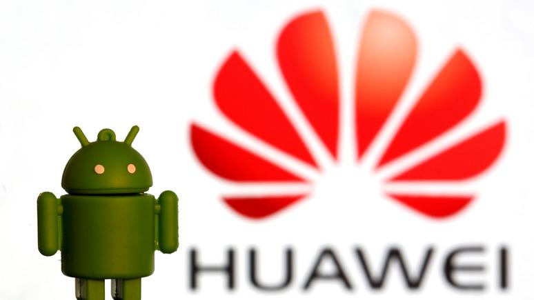 Мобильные телефоны Huawei лишатся андроид иприложений Google