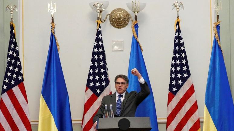 ORF: «в скором будущем» — министр энергетики США анонсировал новые санкции против «Северного потока — 2»