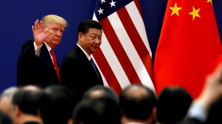 American Conservative: в большой игре в Азии Китай пока опережает США