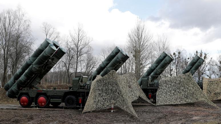 Daily Sabah: турецкие военные в России освоят С-400 — ради безопасности своей страны