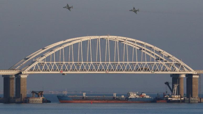 SZ: ликование преждевременно — у Киева по-прежнему нет средств заставить Москву вернуть моряков
