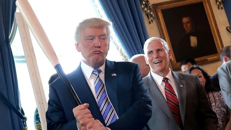 Newsweek: кандидат в президенты США усомнился, что Трамп уйдёт с поста добровольно