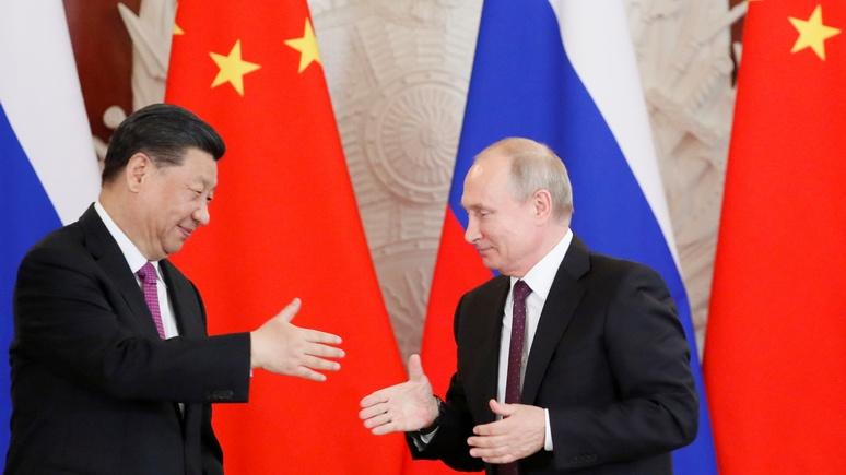 Welt: Путин шантажирует Запад «китайским шоу»