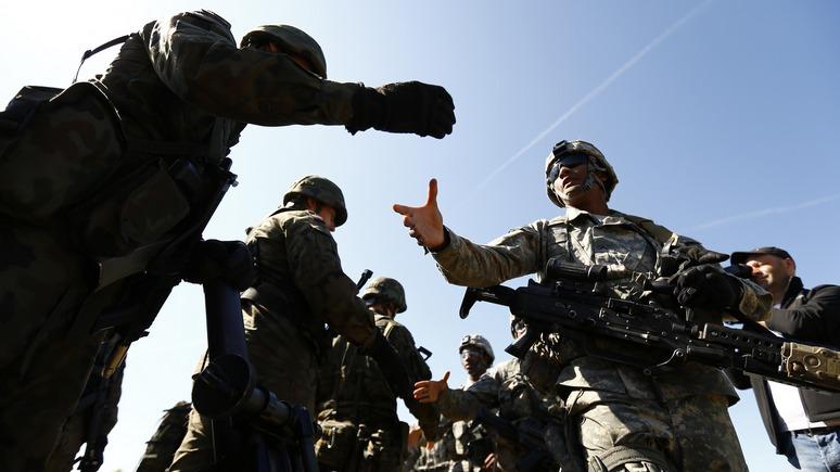 Трамп: США перебросят вПольшу тысячу солдат