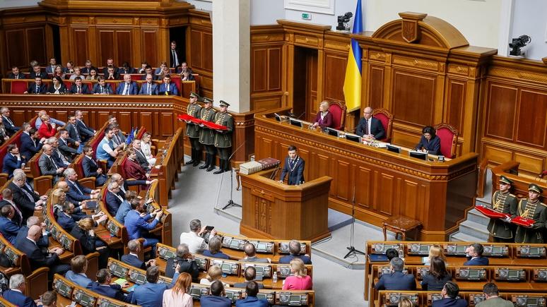 El Mundo: украинцам предстоит выбирать между «шуткой, ударом и прилипчивой песней»