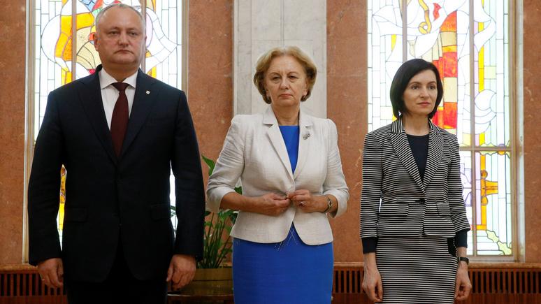 Le Monde: в Молдавии на фоне политического кризиса возникло двоевластие