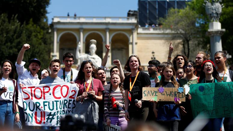 Le Figaro: Европа в ожидании апокалипсиса — экологического или миграционного