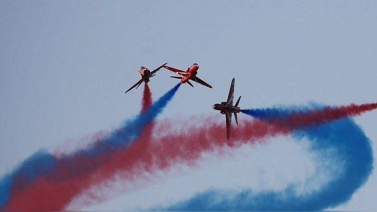 Daily Mail: «постыдный конфуз» — Лондон выдал российский самолёт за британский
