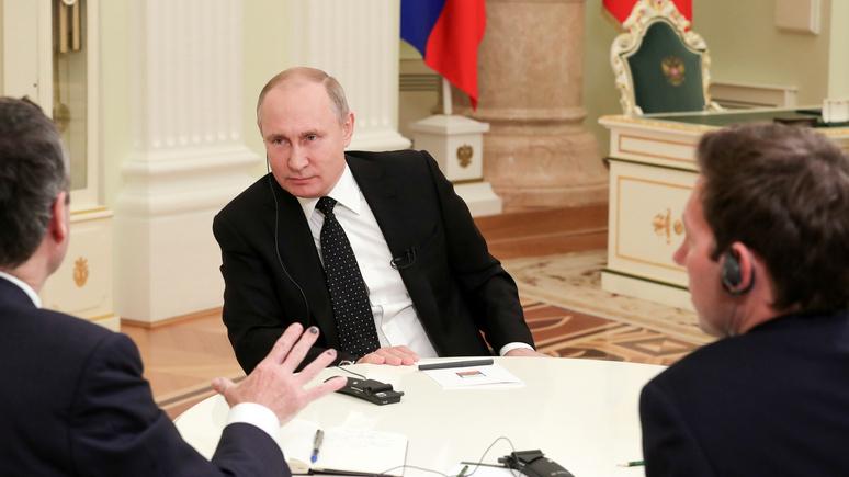 Guardian: Путин прав насчёт краха либерализма, но в этом есть и вина Европы