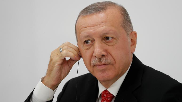 Эрдоган: Трамп пообещал, что санкций за С-400 не будет