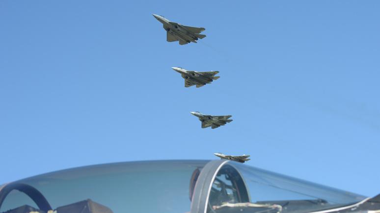 Stern: новый российский «стелс» грозит стать суперпредложением на рынке оружия