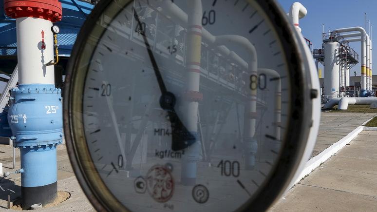 Французский экономист: Если Москва и Киев не договорятся о транзите, зимой Европу ждёт очередной «газовый кризис»