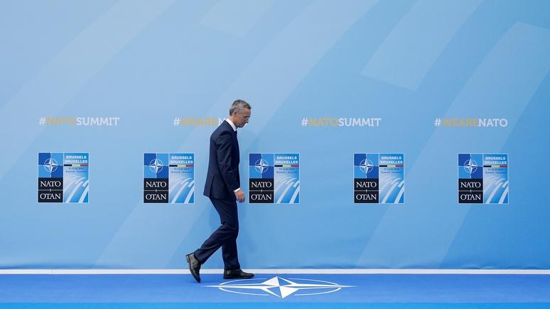 Saarbrücker Zeitung: Россия пользуется слабостью НАТО в своих интересах