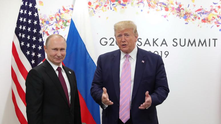 «Это не новая холодная война»: USA Today рассказала о состоянии отношений Москвы и Вашингтона