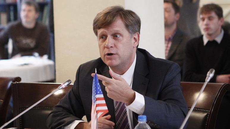 Макфол в интервью Gazeta Wyborcza призвал Европу одуматься и остановить «путинизм»