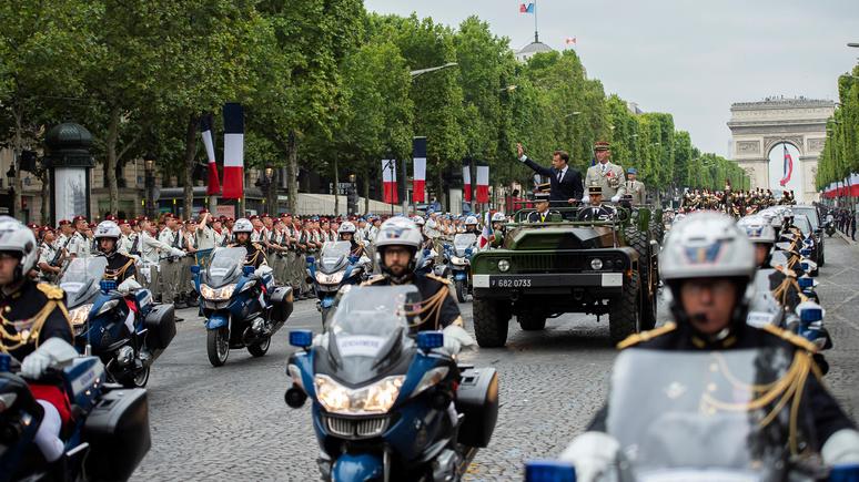 Spiegel: повышая расходы на оборону, Франция хочет добиться «стратегической автономии» от США