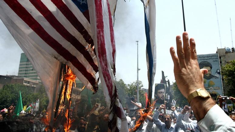 Политолог: маленькой и победоносной войны с Ираном у Вашингтона не получится