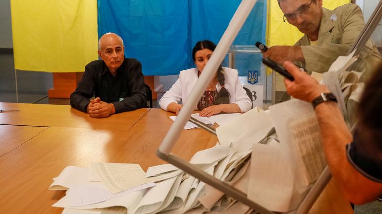 NOZ: украинцы окончательно распрощались с режимом Порошенко и покровительством Запада