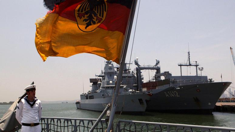 Focus Online: силы бундесвера готовы отправиться в Ормузский пролив