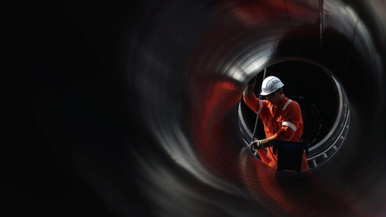 Bloomberg: законопроект о санкциях против «Северного потока — 2» одобрил профильный комитет сената США
