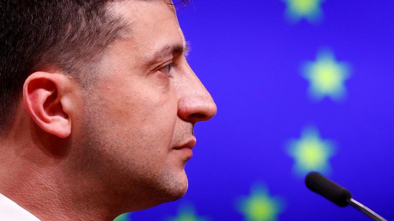 AC: победа Зеленского открыла путь для «большой сделки» Запада с Россией по Украине